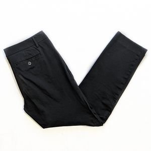 Stylus Tall/Long Black Tapered Leg Ankle Pant
